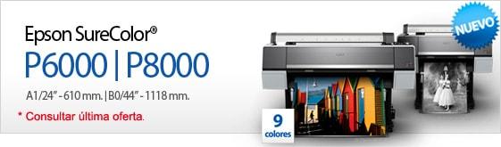 Promoción Epson P6000 P7000