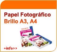 Papel Foto Brillo A4