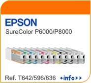Tinta Epson sc-p8000