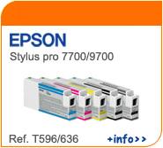 Tinta Epson SP 7700