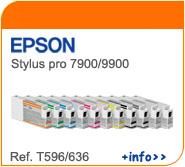 Tintas Epson SP 7900