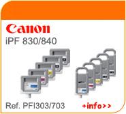 Tintas Canon PFI303