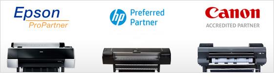 Plotter HP Producción