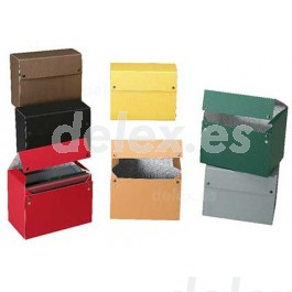 Caja proyectos en cartón Geltex