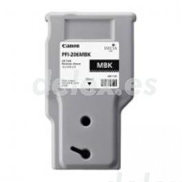 Tinta Canon PFI-206MBK