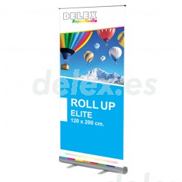 roll up display 120x200