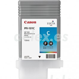 Tinta Canon PFI-101C