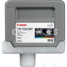 Tinta Canon PFI-302MBK