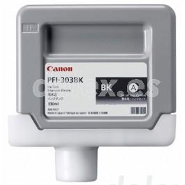 Tinta Canon PFI-303BK