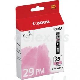 Tinta canon pgi-29 magenta claro