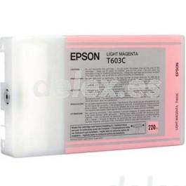 Tinta Epson T603c