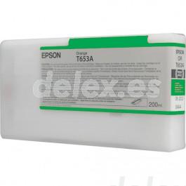 Tinta Epson T653B00 4900