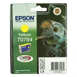 Tinta Epson T0794 amarillo
