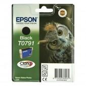 Tinta Epson T0791 Negro