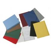 Carpetas de lomo interior para proyectos