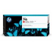 Tinta HP 746 Rojo chromatico de 300 ml. P2V81A