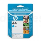 Tinta HP Cían nº 44 42 ml. 51644CE