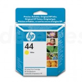 Tinta HP Amarillo nº 44 42 ml. 51644YE