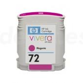 Tinta HP Vivera Magenta nº 72 69 ml. C9399A