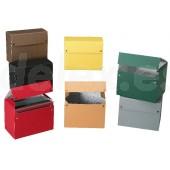 caja cartón para proyectos blanco