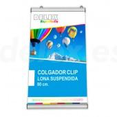soporte clips para banner