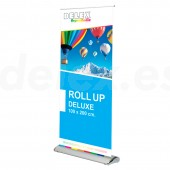expositor roll-up deluxe