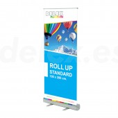 Expositores roll-up 100x200