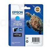 Tinta Epson Cian 26 ml. T1572