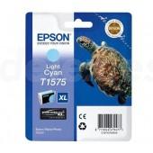 Tinta Epson Cian claro 26 ml. T1575