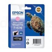 Tinta Epson Magenta Vivo claro 26 ml. T1576
