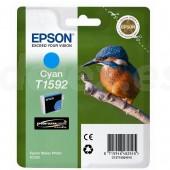 Tinta Epson Cían 17 ml. T1592
