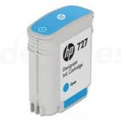 Tinta HP 727 Cían - 40 ml. B3P13A