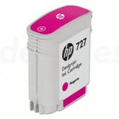 Tinta HP 727 Magenta - 40 ml. B3P14A