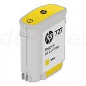 Tinta HP 727 Amarillo - 40 ml. B3P15A