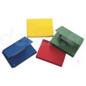 Carpetas fabricada en geltex