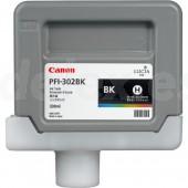 Tinta Canon PFI-302BK