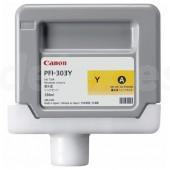Tinta Canon PFI-303Y