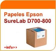 Papel Epson Surelab