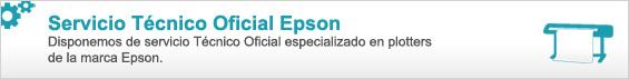 Servicio Técnico Oficial Epson