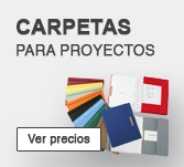 Carpetas para proyectos
