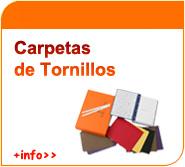 Carpetas de tornillos