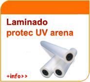 Laminado protec UV arena