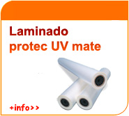 Laminado protec UV mate