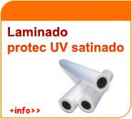 Laminado protec UV satinado