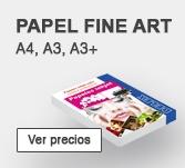 Papel Fine Art A4, A3