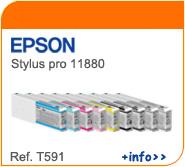 Tintas Epson SP 11880