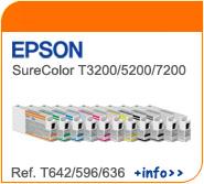 Tinta Epson SC-T5000