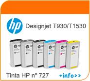 Tinta HP 727