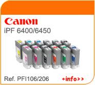 Tintas Canon PFI106