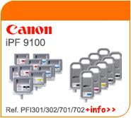Tintas Canon PFI301
